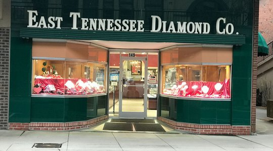 East Tennessee Diamond Company - Historic Downtown Morristown